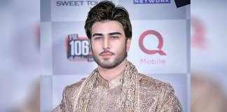 Imran Abbas wedding