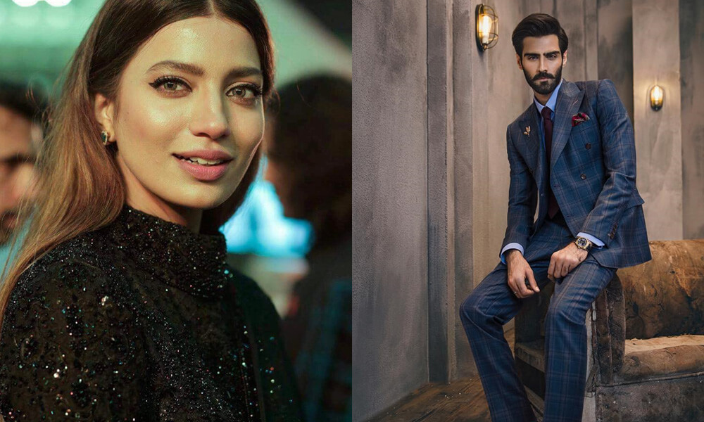 1c3b397870 Pakistani models Hasnain Lehri and Rabia Butt are all set to appear on Vogue  India's Cover and we are so excited about it.