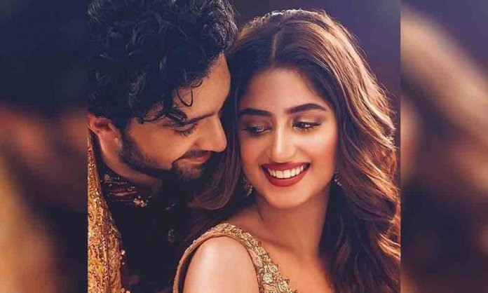 Sajal and Ahad Marriage