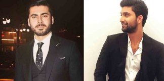 Ahad Raza Mir on Fawad Khan