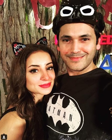 Hasan Rizvi's Halloween Party