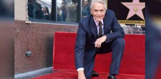 Michael Douglas Star On Hollywood Walk Of Fame
