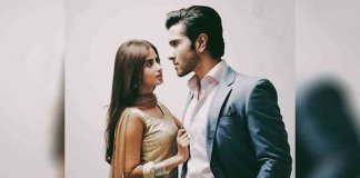 sajal aly and feroze khan