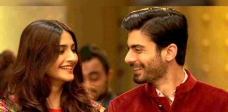 sonam kapoor celebrating fawad khan birthday