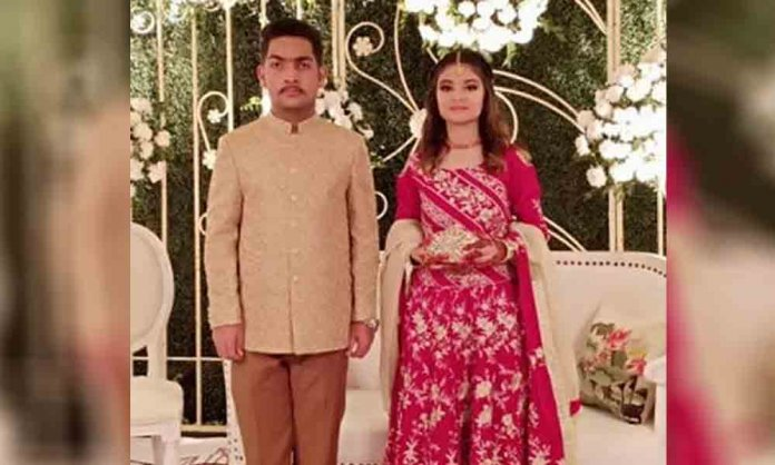 Atif Hussain's Son Engagement