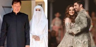 Pakistani Celebrities' Wedding In 2018