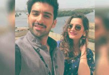aiman khan and muneeb butt honeymoon