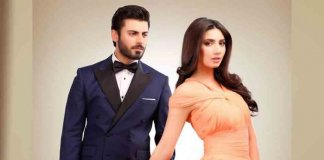 Mahira and fawad in maula jatt