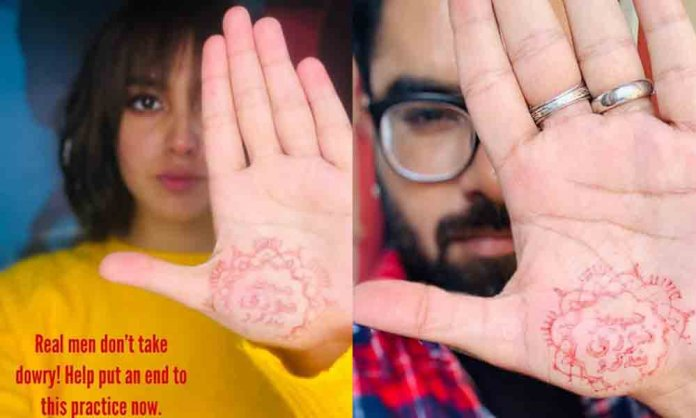 pakistani celebrities-against dowry