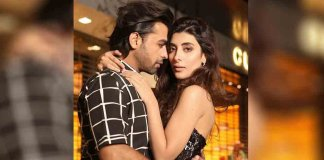 Farhan Saeed And Urwa Hocane's Wedding Anniversary
