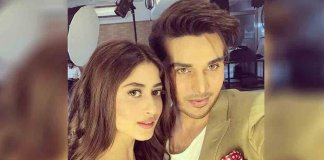 Sajal Aly and Ahsan Khan