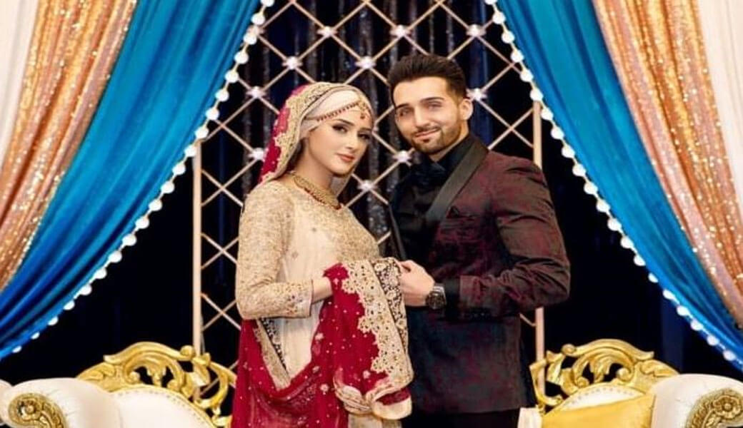 Engagement Pictures Of Sham Idrees And Queen Froggy Are Going Viral Veryfilmi