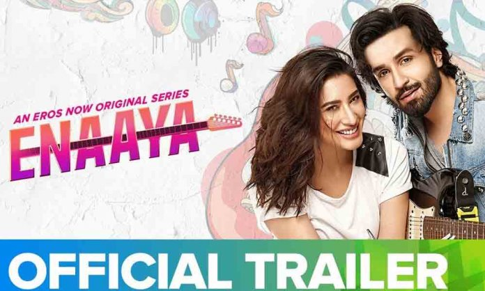 mehwish hayat webseries enaaya