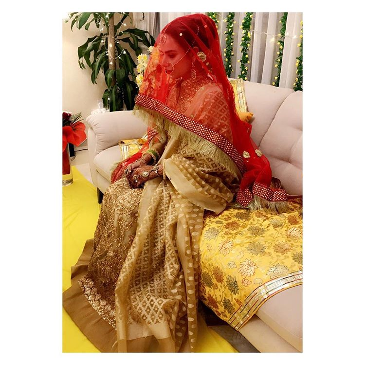 sarah sarfaraz wedding