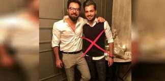 Yasir hussain and Asad Siddiqui fight