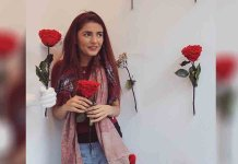 Momina Mustehsan tik tok video