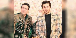 ahsan khan with govinda