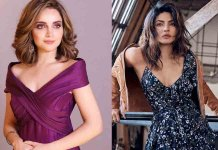 armeena khan and priyanka chopra