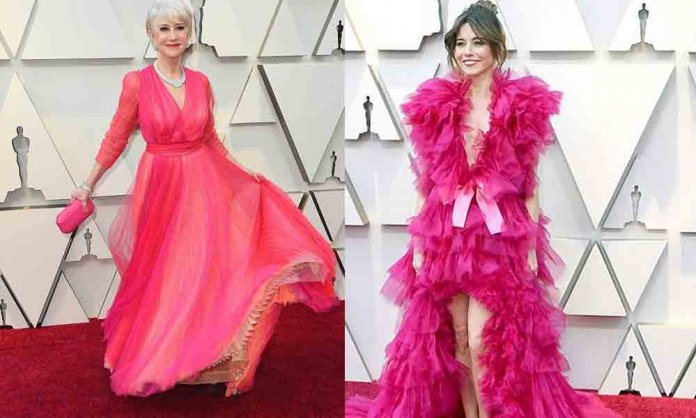 dresses in oscars 2019