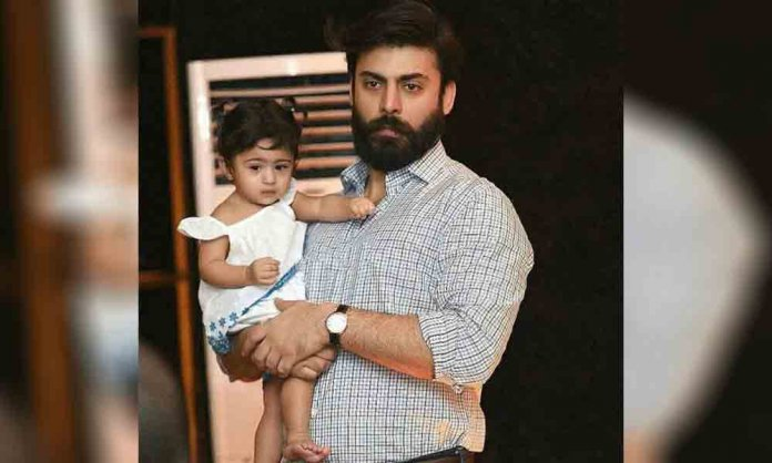 fawad khan on Anti-Polio Drops