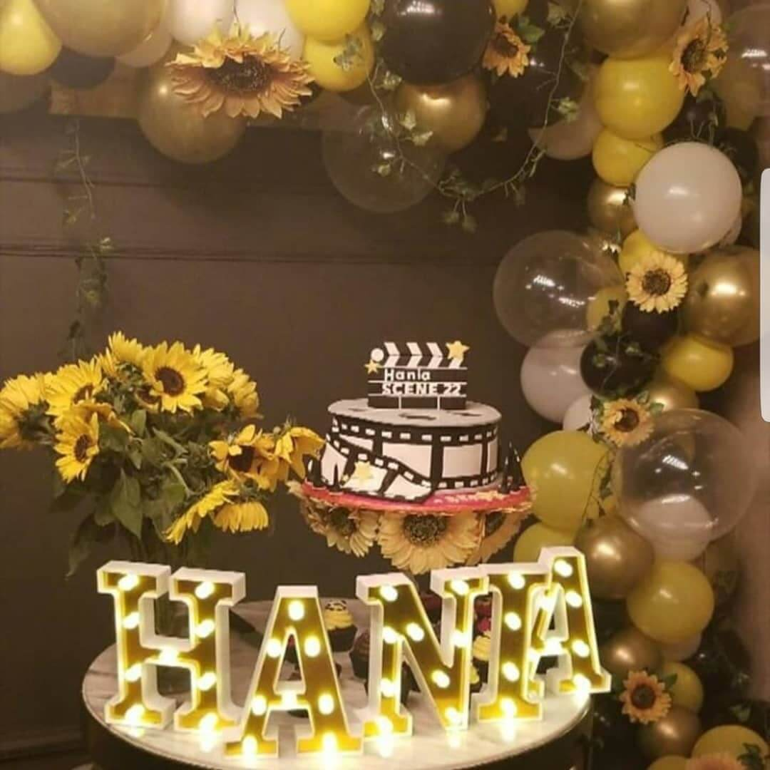 hania aamir birthday