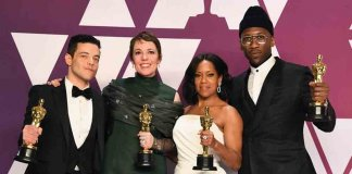 oscars 2019 winners list