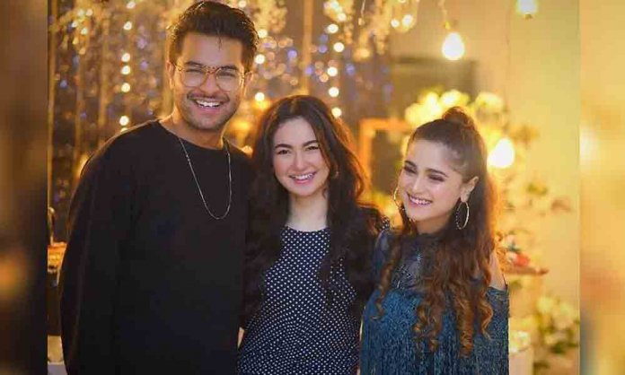 aima baig's birthday