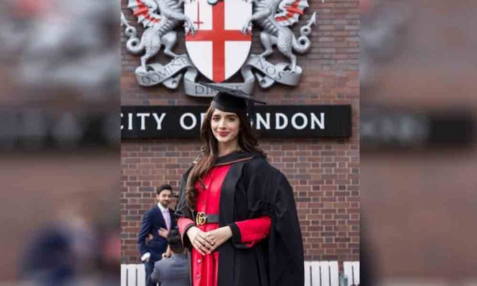 mawra hocane convocation