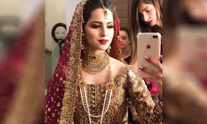 nimra khan wedding