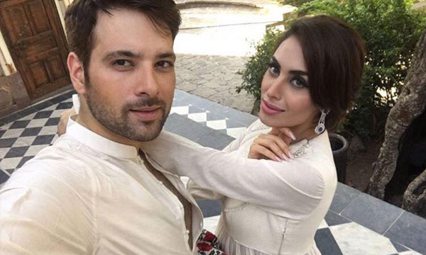 mikaal zulfiqar second marraige