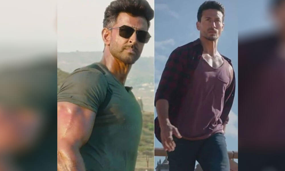 Hrithik Roshan And Tiger Shroff Gets Into An Intense Fight