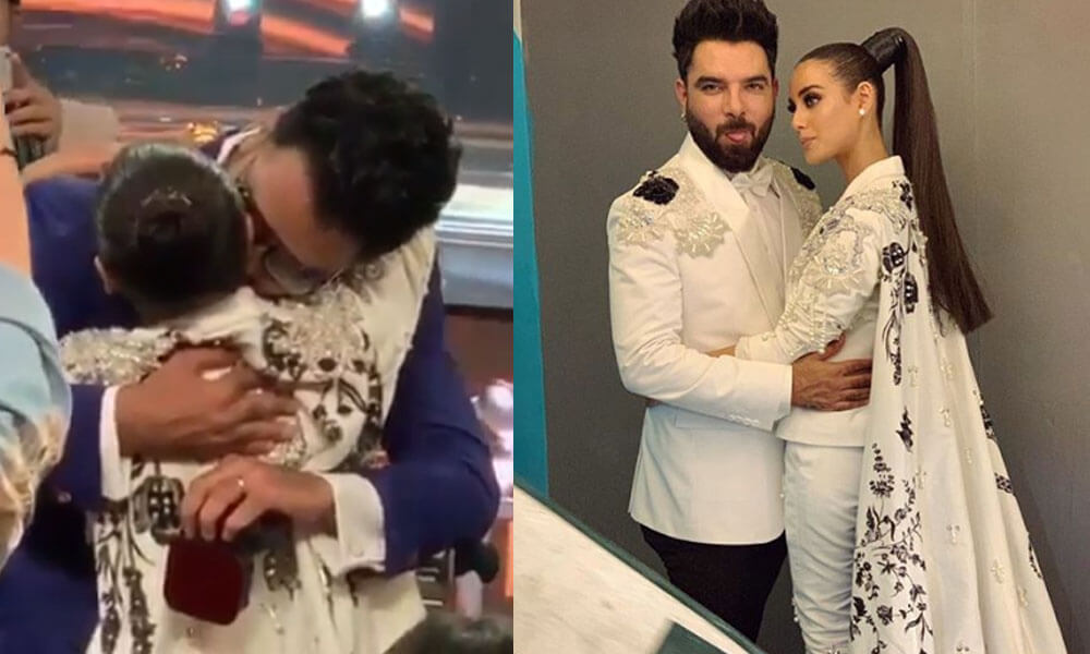 Lux Style Awards 2019: Yasir Hussain's Romantic Proposal To Iqra