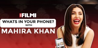 mahira khan phone