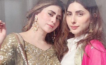 uzma and huma khan